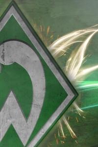 Vorschau Werder Bremen Handy Logo